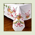 Stamped Table Cloths
