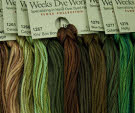 Weeks Dye Works Embroidery Floss