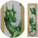 Green Dragon Bookmark