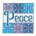 Peace With Snowflakes