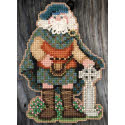 Celtic Scotland Santa