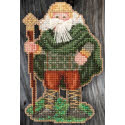 Celtic Ireland Santa