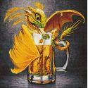 Beer Dragon, by Stanley Morrison