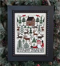Reindeer Roundup from The Prairie Schooler