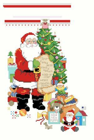 He S Making A List Stocking By Kooler Design Studio