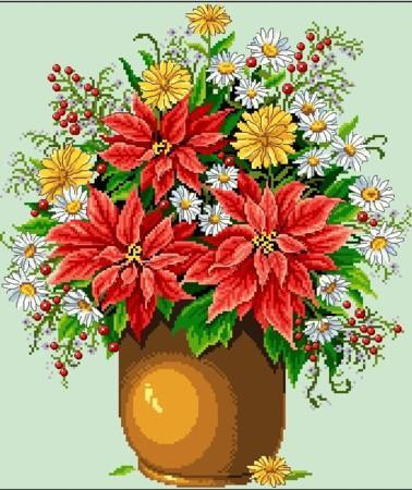 Season Flowers 4 Winter Florals