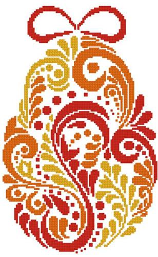 Abstract 2 Cross Stitch Pattern