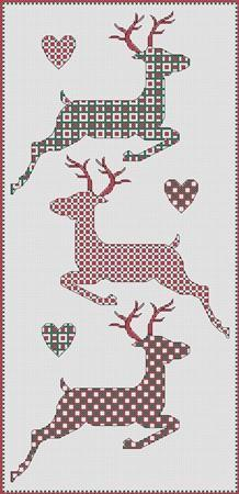 Christmas Reindeer Pictures