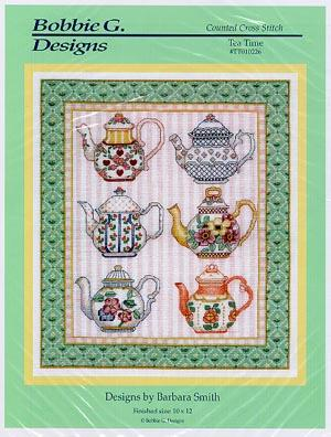 tea time by bobbie g designs